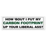 Carbon footprint Single