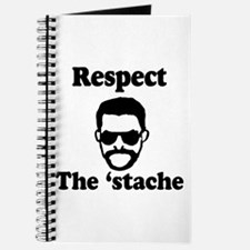 Respect the 'stache Journal