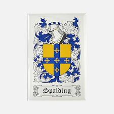 Spalding [Scottish] Rectangle Magnet