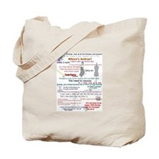 Project Runway Collage Tote Bag