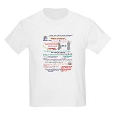 Project Runway Collage T-Shirt