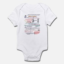 Project Runway Collage Infant Bodysuit