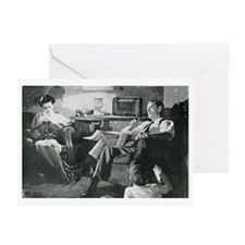 Cute Rca Greeting Cards (Pk of 10)