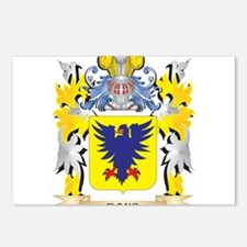 Rous Family Crest - Coat Postcards (Package of 8)