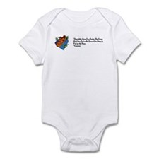 Riding a Canoe Infant Bodysuit