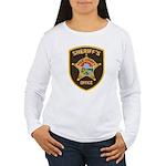 Polk County Sheriff Women's Long Sleeve T-Shirt