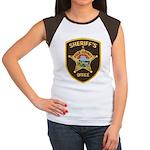 Polk County Sheriff Women's Cap Sleeve T-Shirt