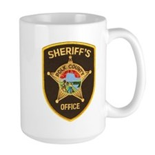 Polk County Sheriff Mug