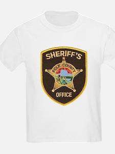 Polk County Sheriff T-Shirt