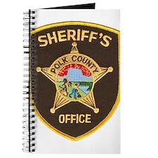 Polk County Sheriff Journal