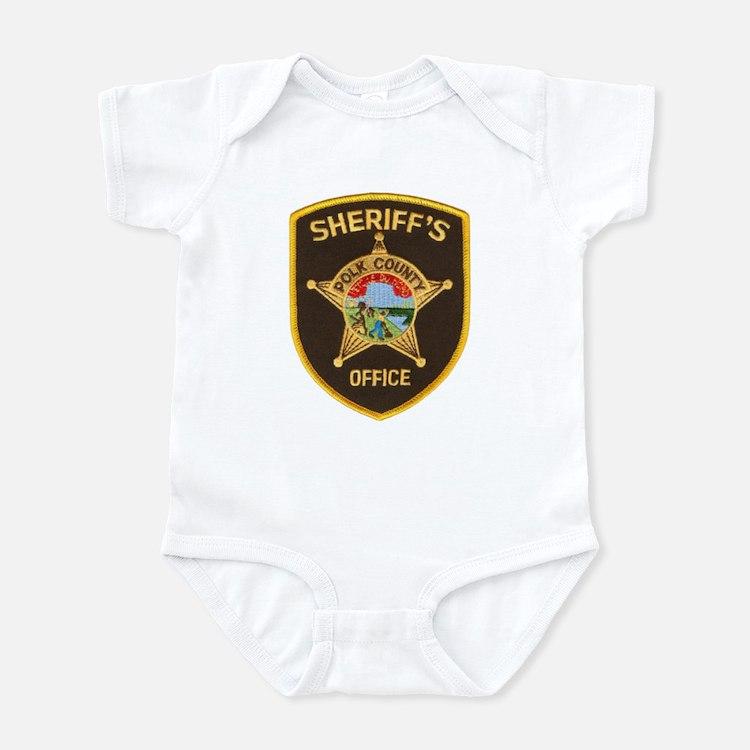 Polk County Sheriff Infant Bodysuit