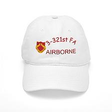 3rd Bn 321st FA Baseball Cap