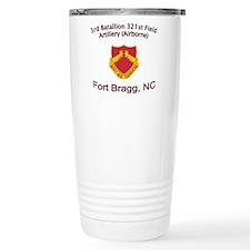 3rd Bn 321st FA Travel Mug