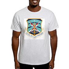 3d Combat Communications Ash Grey T-Shirt