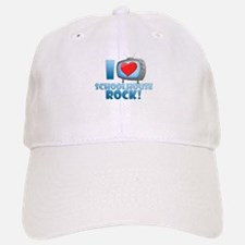 I Heart Schoolhouse Rock Baseball Baseball Cap