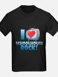 I Heart Schoolhouse Rock T
