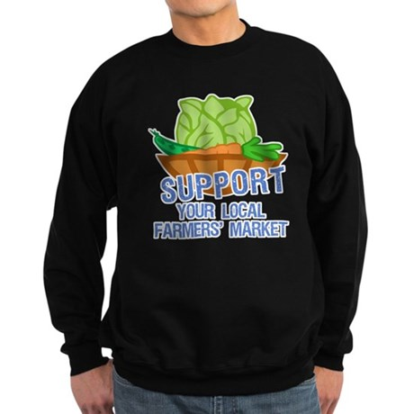 Farmers Market Sweatshirt (dark)