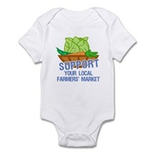 Farmers Market Infant Bodysuit