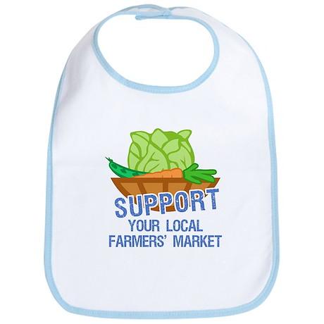 Farmers Market Bib