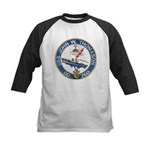 USS JOHN W. THOMASON Kids Baseball Jersey