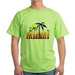 Miami Green T-Shirt