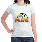 Miami Jr. Ringer T-Shirt