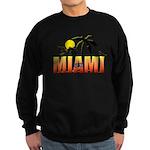 Miami Sweatshirt (dark)
