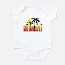 Miami Infant Bodysuit