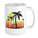 Miami Large Mug