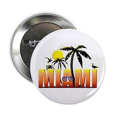 """Miami 2.25"""" Button"""