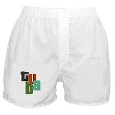 Tuba Type Boxer Shorts