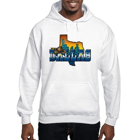 Dallas Hooded Sweatshirt