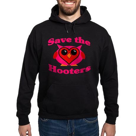 Save the Hooters v2.0 Hoodie (dark)