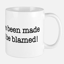 Errors have been made Mug