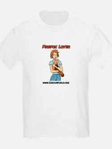 Firefox Lover Kids T-Shirt
