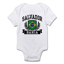 Salvador Bahia Brazil Infant Bodysuit