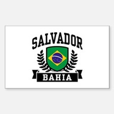 Salvador Bahia Brazil Decal