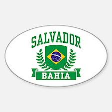 Salvador Bahia Brazil Decal