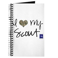 I love my scout Journal