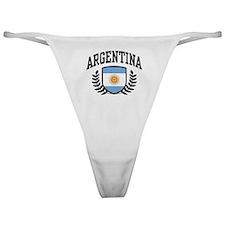 Argentina Classic Thong