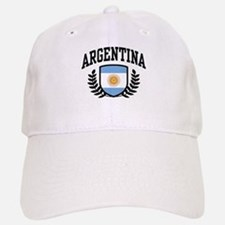 Argentina Baseball Baseball Cap