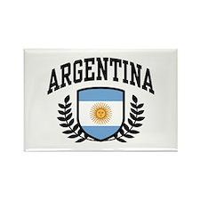 Argentina Rectangle Magnet
