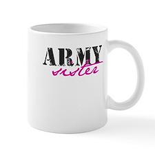 Army Sister Mug
