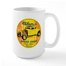 Milner's Speed Shop Mug
