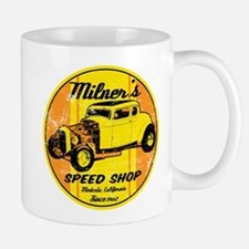 Milner's Speed Shop Mug