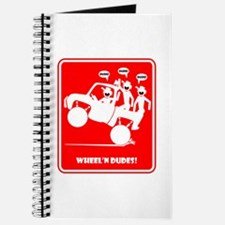 WHEELIN' DUDES 4r Journal
