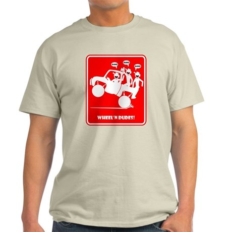 WHEELIN' DUDES 4r Light T-Shirt