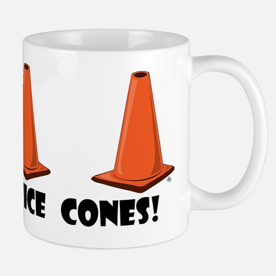 NICE CONES 1w Mug