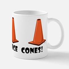 NICE CONES 1w Small Small Mug