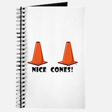 NICE CONES 1w Journal